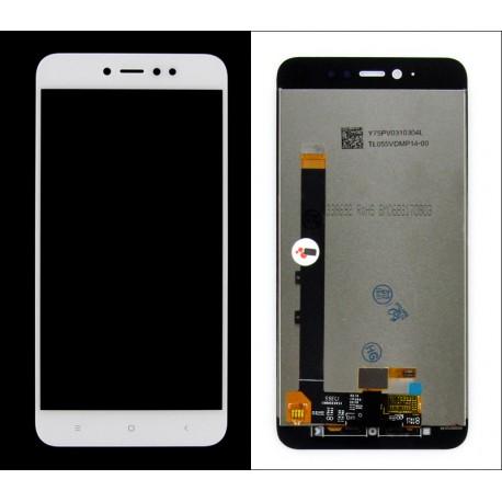 XIAOMI REDMI NOTE 5A Wyświetlacz LCD + DIGITIZER ORYGINALNY WHITE