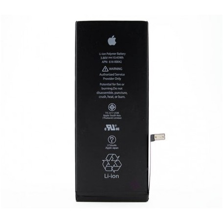 Bateria iPHONE 6S + PLUS 5.5'' Polymer 2750mAh ORYGINALNA