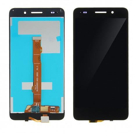 HUAWEI Y6 2 Wyświetlacz LCD + DIGITIZER CZARNY