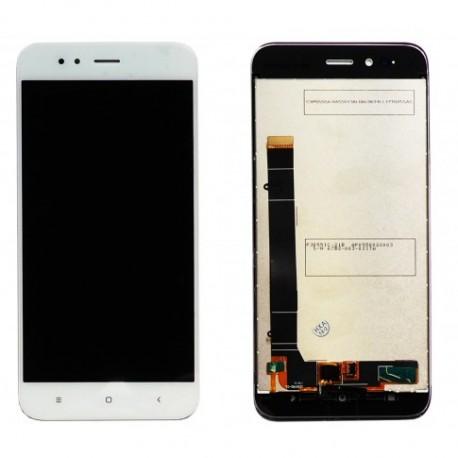 XIAOMI Mi A1 Wyświetlacz LCD + DIGITIZER ORYGINALNY WHITE
