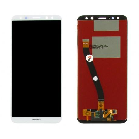 HUAWEI Mate 10 LITE RNE-L21 Wyświetlacz LCD + DIGITIZER bialy
