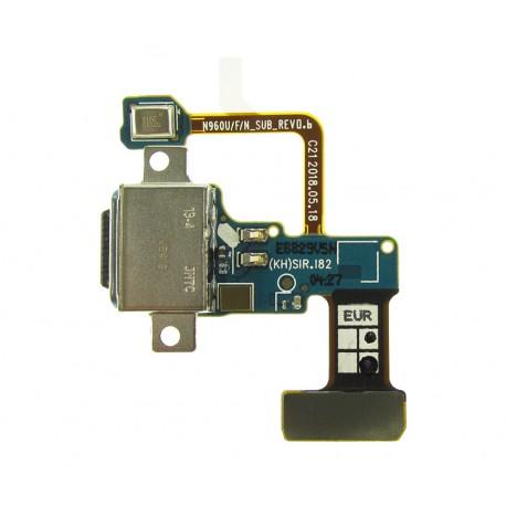 Samsung SM-N960F NOTE 9Taśma + złącze USB C ORYGINALNA