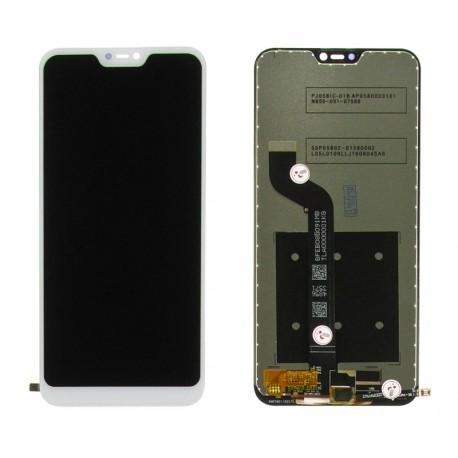 XIAOMI Mi A2 LITE Wyświetlacz LCD + DIGITIZER WHITE