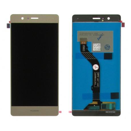 HUAWEI P9 LITE Wyświetlacz LCD + DIGITIZER złoty