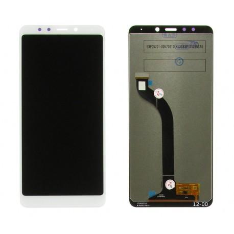 XIAOMI REDMI 5 Wyświetlacz LCD + DIGITIZER WHITE