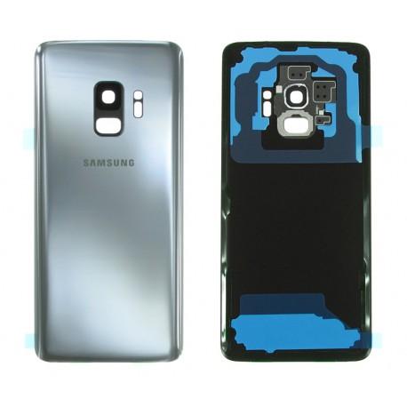 Samsung SM-G960F GALAXY S9 Klapka TITANIUM GRAY