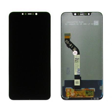 XIAOMI POCOPHONE F1 M1805E10A Wyświetlacz LCD + DIGITIZER BLACK