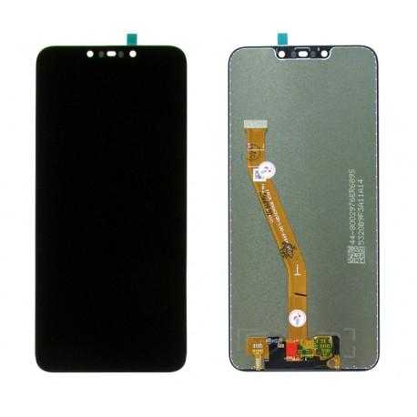 HUAWEI NOVA 3 Wyświetlacz LCD czarnyPAR-LX1