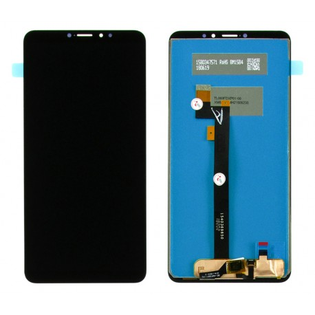 XIAOMI Mi MAX 3 Wyświetlacz LCD BLACK