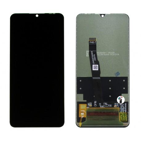 HUAWEI P30 LITE Wyświetlacz LCDczarny MAR-L21