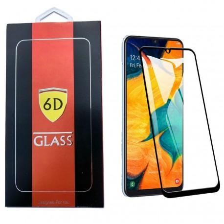 iPHONE 10 X 5.8''PROTECTOR SZKŁO HARTOWANE NA LCD 9H 6D CZARNE