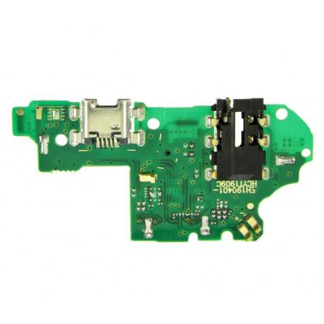 HUAWEI P SMART 2019 POT-LX1Płytka ładowania z usb i mikrofonem