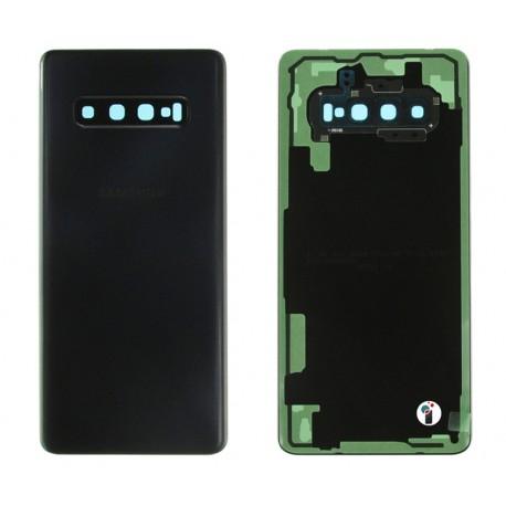 Samsung SM-G975F GALAXY S10 PLUS Klapkaczarna BLACK