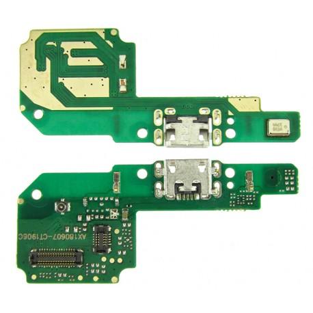 XIAOMI REDMI 6 płytka ze złączem ładowania i mikrofonem