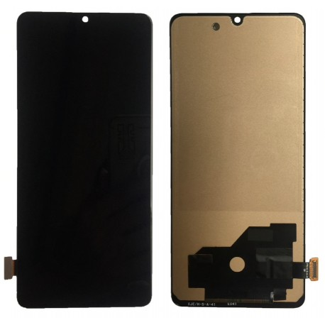 Samsung SM-A415F GALAXY A41 Wyświetlacz LCD BLACK