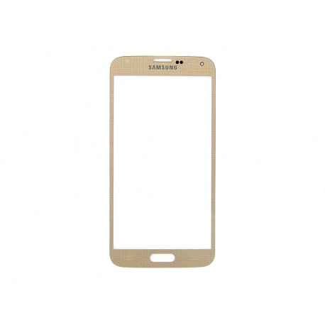 Samsung SM-G900F GALAXY S5 G903F GALAXY S5 NEO Szybka złota HQ