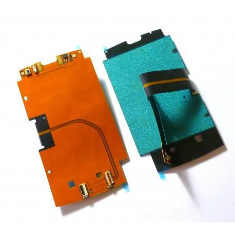 Sony Xperia X10 MINI PRO U20i U20A Taśma LCD ORYGINALNA