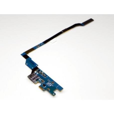 Samsung i9505 GALAXY S4 LTE i9515 i9506 Taśma z mikrofonem i złączem microusb ORYGINALNA